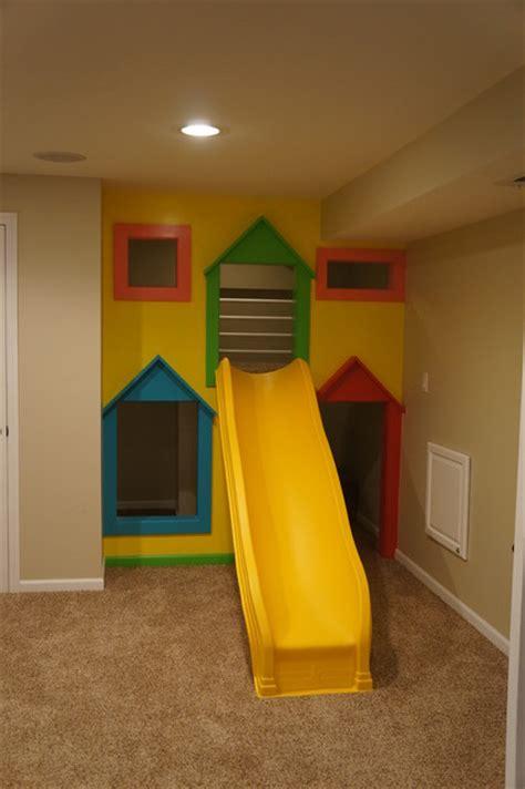 playhouse   basement craftsman kids chicago