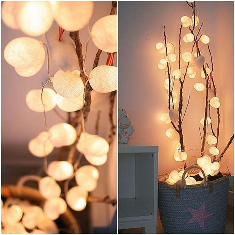 Cotton Lights by 1000 Ideas About Lights On Outdoor Tree