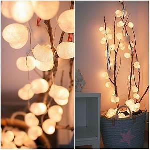 Cotton Ball Lights : 1000 ideas about ball lights on pinterest outdoor tree lighting string lights and glamping ~ Eleganceandgraceweddings.com Haus und Dekorationen