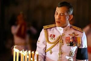 Crown prince Maha Vajiralongkorn formally becomes Thailand ...
