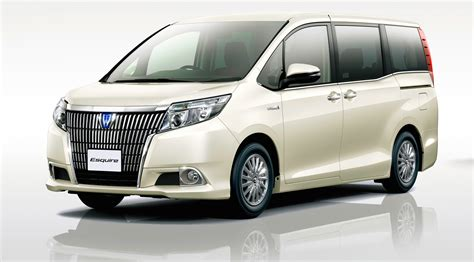 luxury minivan carnichiwa toyota esquire on sale in japan new luxury