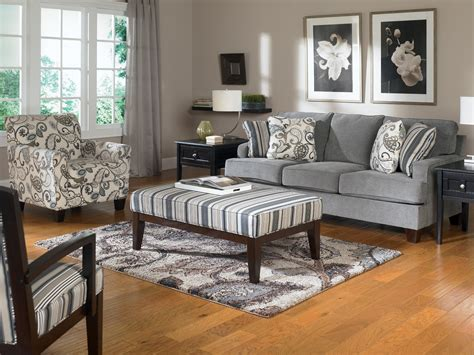 yvette steel living room set ashley coleman