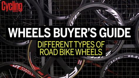 Buyer's Guide To Road Bike Wheels