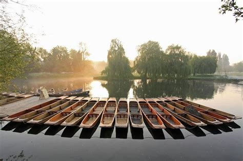 Punt Boat by Granta Boat Punt Company Cambridge Hours