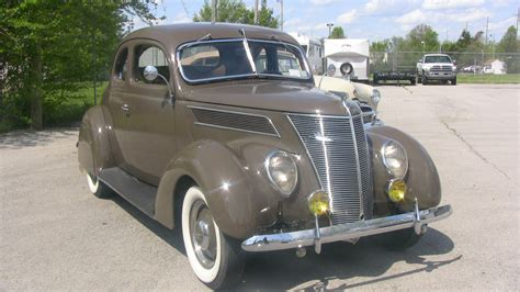 Coupe For Sale by 1937 Ford Deluxe Business Coupe For Sale
