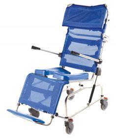 ivacare aquatec e vip toilet rolstoel shower