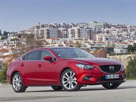 Mazda 6 Sedan (2013) Picture #04, 1024x768