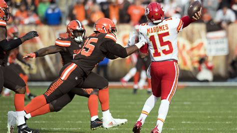 Browns-Chiefs Betting Preview: Trends, Props, Pick For AFC ...