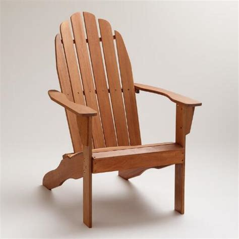 classic adirondack chair world market