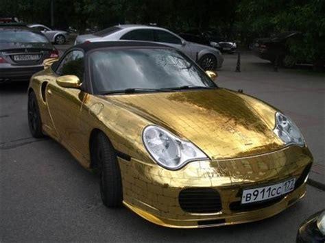 gold porsche convertible gold covered porsche cabriolet photos carzi