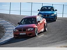 Track Battle BMW M2 vs M4 CP vs 1M