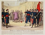 Execution of the Archbishop of Paris, Mo - French School ...