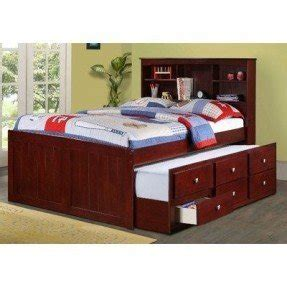 full size trundle beds size bed trundle foter 15347