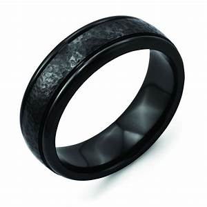 the benefits of choosing titanium mens wedding bands With mens wedding rings black