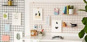 Grille Murale Deco : d coration l indispensable du bureau la grille murale boutique vestibule ~ Teatrodelosmanantiales.com Idées de Décoration