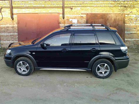 Outlander 2005 For Sale by 2005 Mitsubishi Outlander Pictures Gasoline Automatic