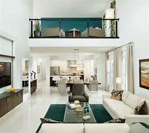 Barano Model Home Interior Design - Contemporary - Living