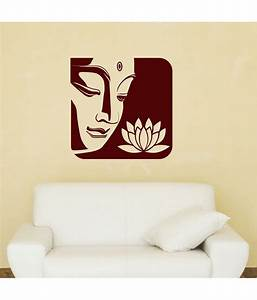chipakk upmarket buddha wall sticker buy chipakk upmarket With buddha wall decal