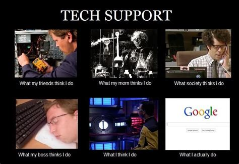 It Support Meme - 42 funniest technology meme images and pictures of all the time