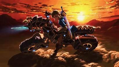 Zelda Legend 8k Breath Wild Wallpapers Master
