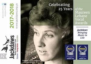 Jackdaws Brochure 2017-18 by Jackdaws Music Education ...