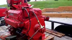 Cummins V8 8 3l Diesel Engine Model V504 W  104 Hours For