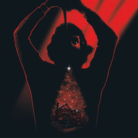 black christmas waxwork records