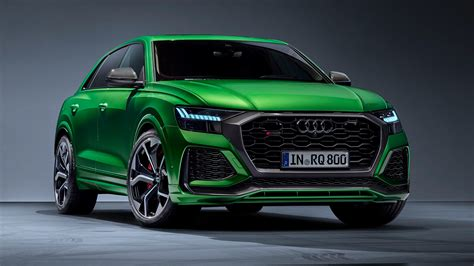 News - Audi Outs RS Q8 Super-SUV