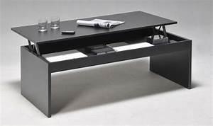 la table basse de nos besoins With table basse qui s ouvre