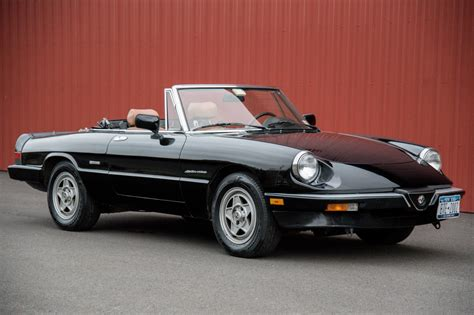 1989 Alfa Romeo Spider Veloce for sale on BaT Auctions ...