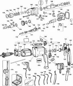 Dewalt Dw566 Parts List And Diagram