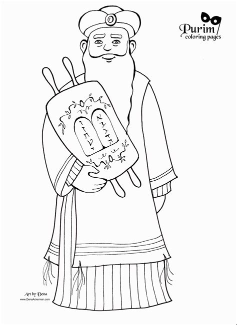 purim coloring pages coloring home