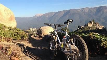 Bear Cycling Lake Bike Trail Skyline Biking