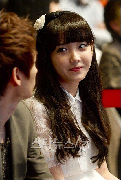 Lovely Like Blossom 120222 Iu Eunhyuk ♥ Gaon Chart K