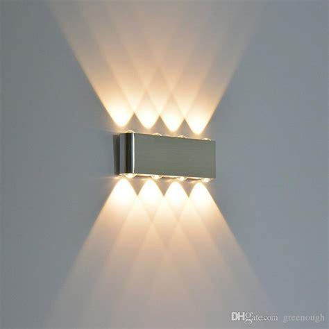 modern  led   wall sconce lighting spotlight