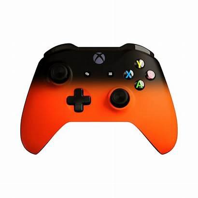 Neon Shadow Aim Controller Orange Xbox Yellow