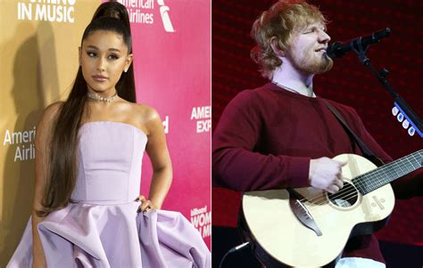 Ariana Grande And Ed Sheeran Songs Banned In Indonesia