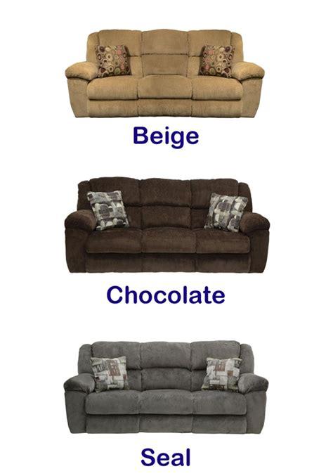 catnapper transformer triple reclining sofa transformer ultimate reclining sofa in beige fabric by