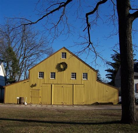 Yellow Barn Center Valley Pa by Landis Valley Yellow Barn Pa Farm Buildings Of