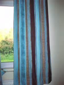 Rideau De Bleu Turquoise by Chambre Marron Et Bleu Turquoise Chaios Com