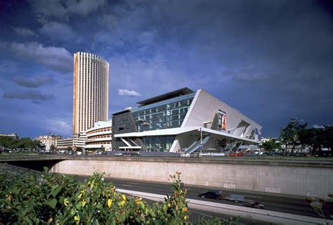 le congres porte maillot extension du palais des congr 232 s christian de portzarc