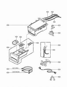 Kenmore Model 79640272900 Residential Washers Genuine Parts