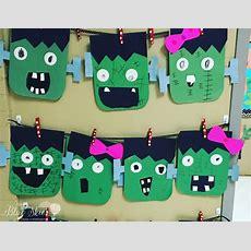 Frankenstein Halloween Craft Freebie  First Grade Blue Skies