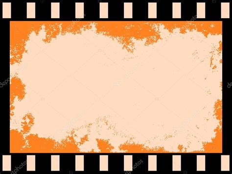 Cornice Muto by Filmstrip Stock Vector 169 Klauskaulitzki 3556844
