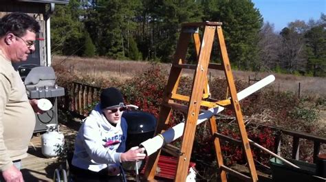 Backyard Ballistics by Backyard Ballistics Tested The Potato Cannon