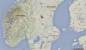 Sciency Thoughts: Magnitude 4.7 Earthquake in Dalarna ...