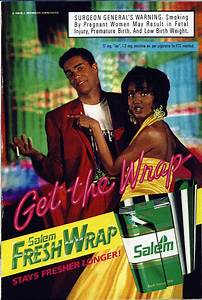 Product Advertisement Minorities Smoking Wrappers And Liberation Colors