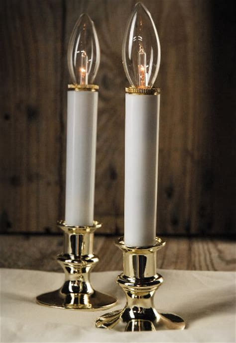 window candles battery operated myideasbedroom