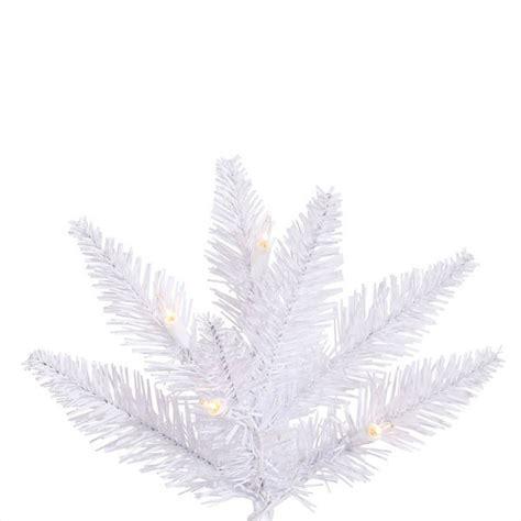 10 ft x 50 in slim white fir vickerman