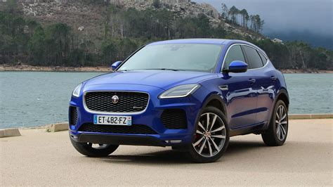 2018 Jaguar Epace Suv Catnip For The Young Money Crew